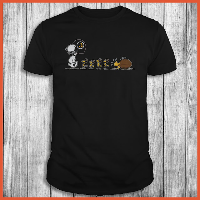 Pittsburgh Steelers Snoopy Sunday T-Shirt