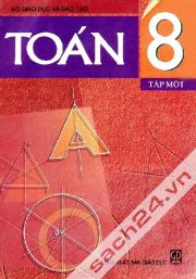 Sách Giáo Khoa Toán 8 Tập 1