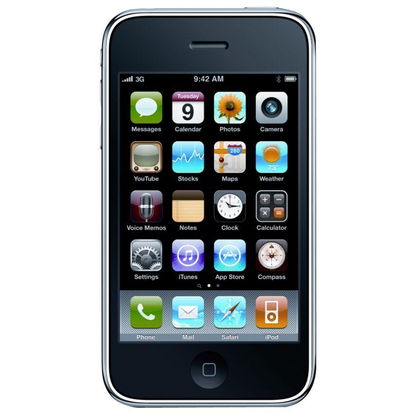 Harga dan Spesifikasi Apple iPhone 3GS 8GB | Tulisan ...