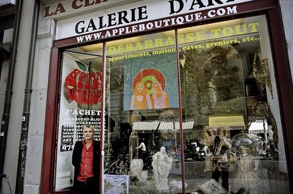 Apple Store contre Apple Boutique : les Beatles en toile de fond