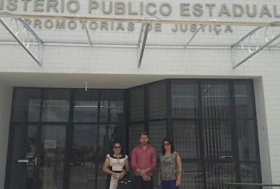 Vereadores de Chapadinha: Alberto Carlos, Nildinha Teles e Licinha Cardoso