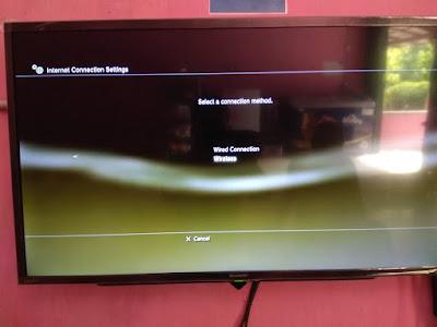 Cara Mengkoneksikan PS3 Dengan Wifi 5