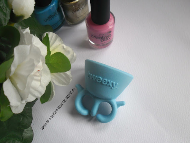 Tweexy Wearable Nail Polish Holder : Review