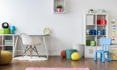 Decorating Ideas For Shared Playroom