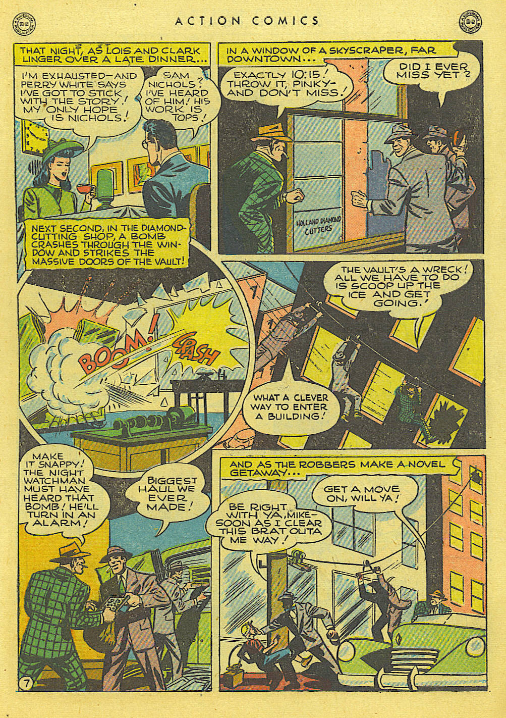Read online Action Comics (1938) comic -  Issue #114 - 9