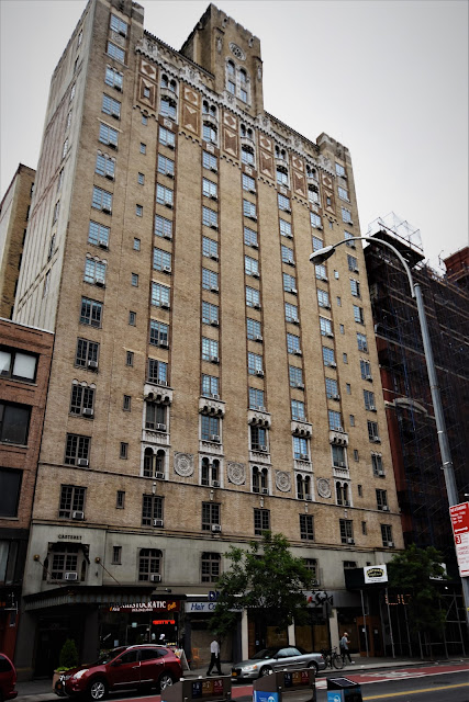 Daytonian In Manhattan: The Hotel Carteret And The