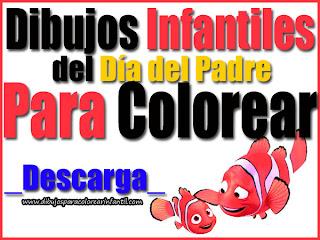 Dibujos Infantiles Del Dia Del Padre Para Colorear Descarga Mis