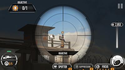 Sniper X With Jason Statham v1.4.2 Mod Apk [Unlimited Money]
