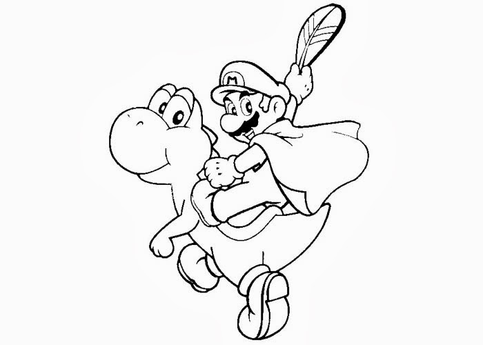 Mario Koopa Troopa coloring pages   Free Coloring Pages ...