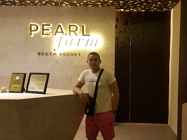 Travel Escapade at Pearl Farm Beach Resort in Samal Island
