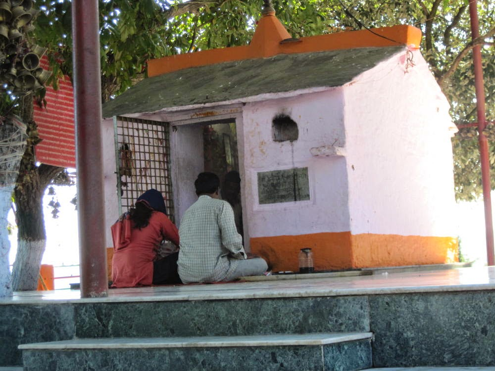 Kandoliya Devta Temple_DevBhumiUttarakhand