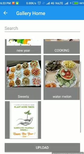 Image Gallery Control using Xamarin Form