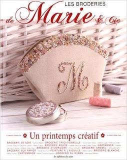 Les Broderies De Marie & Cie : Un Printemps Créatif PDF