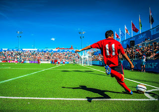 Pemain timnas U-15 Indonesia Gothia Cup