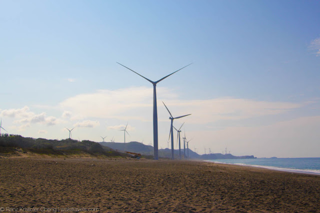 Bangui Wind Mills in Ilocos Norte