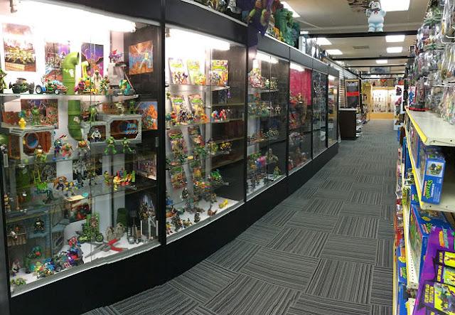 Loja de brinquedos ToyShop