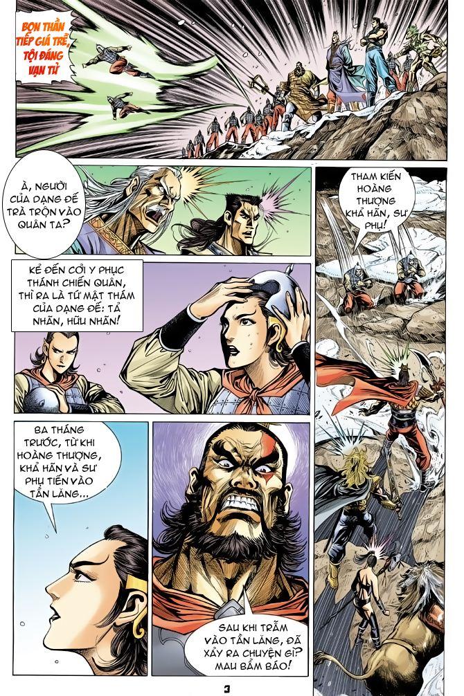 Đại Đường Uy Long chapter 56 trang 3