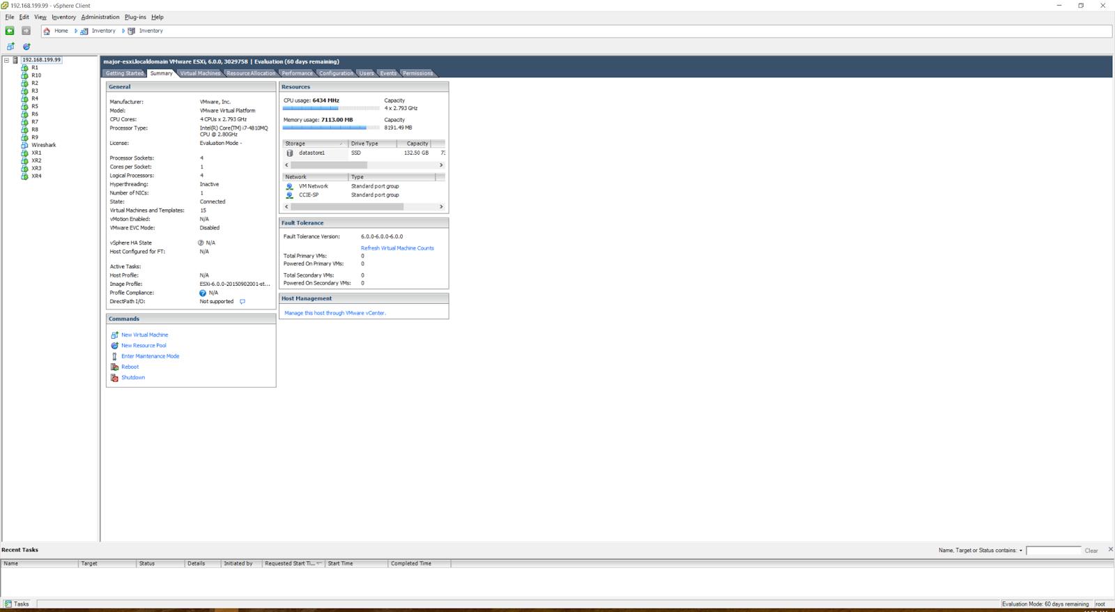 Network Knerd: CCIE SPv4 Lab: Running it on my laptop (w/only 16GB