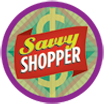 Savvy Shopper Badge