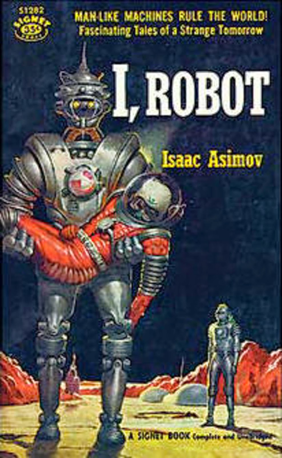 Asimov's Foundation Trilogy's Influence on Science Fiction