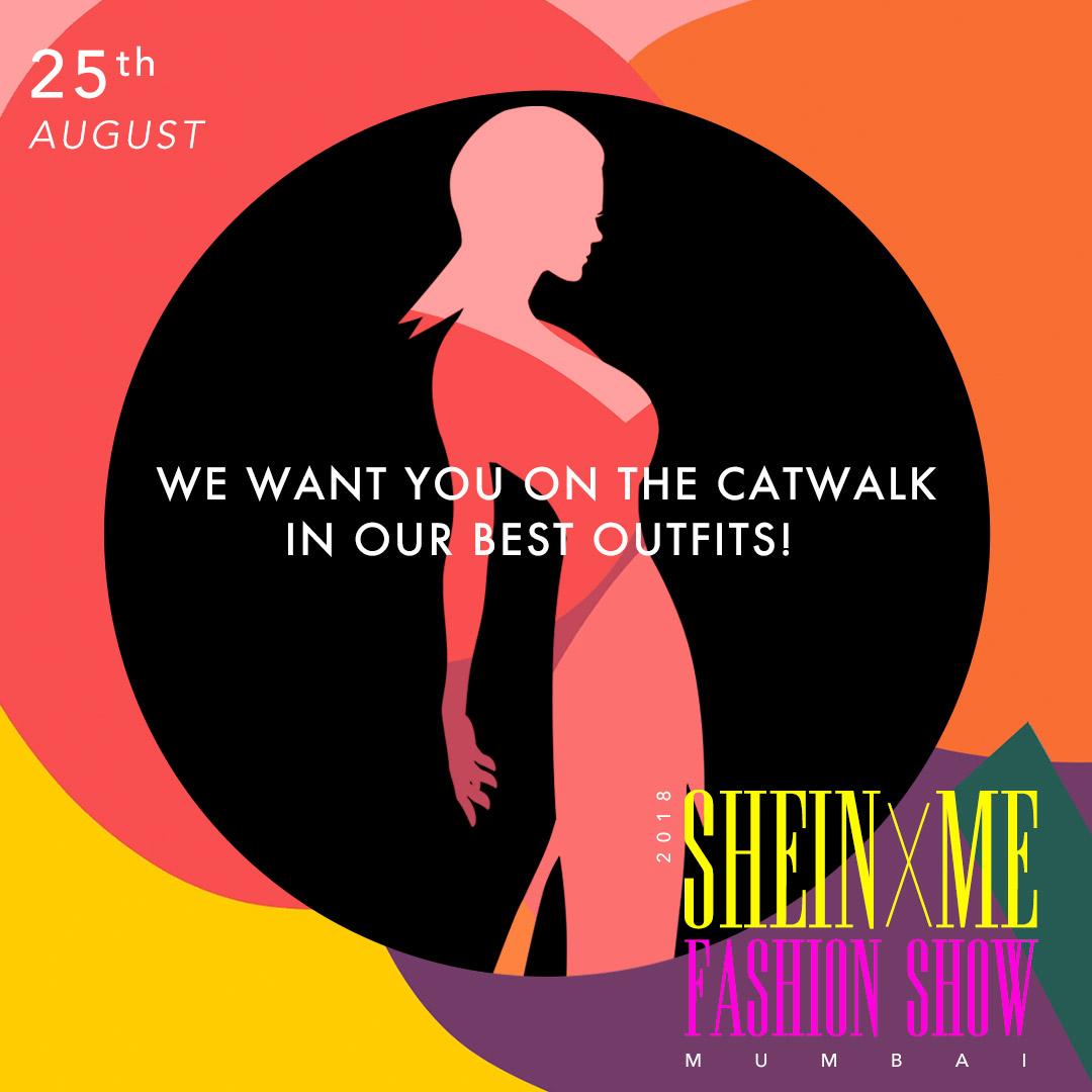 40a5e0fe0f SHEIN, ANNOUNCES 'SHEINxME FASHION MERCH' ON ITS FIRST ANNIVERSARY IN INDIA