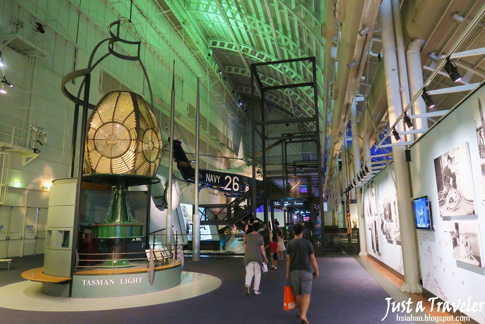 雪梨-景點-推薦-達令港-自由行-行程-旅遊-澳洲-澳洲國立海事博物館-Australian National Maritime Museum-Darling-Harbour-Tourist-Attraction-Travel