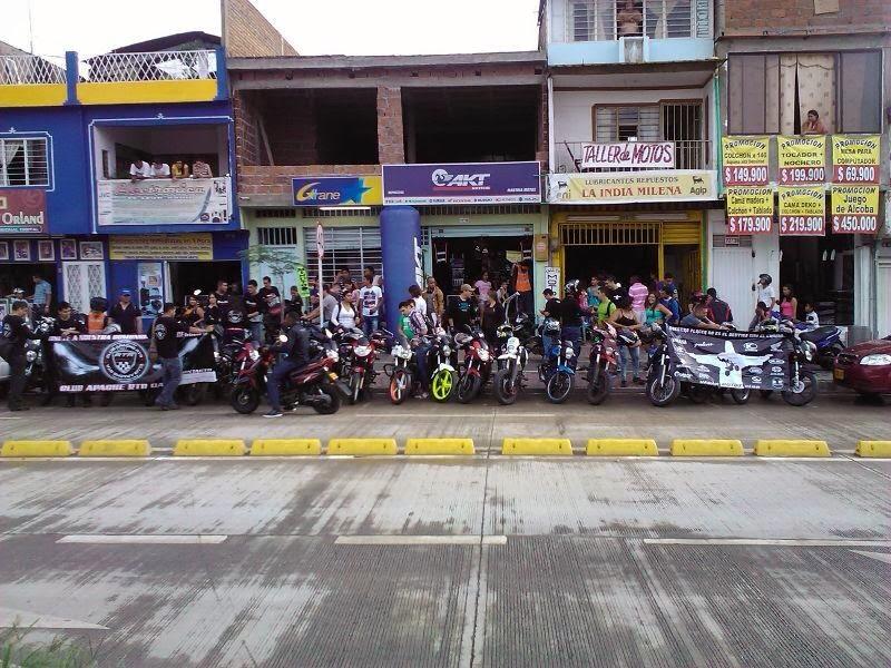 Evento Akt Motos Nuevo Cda Urban Motos Club