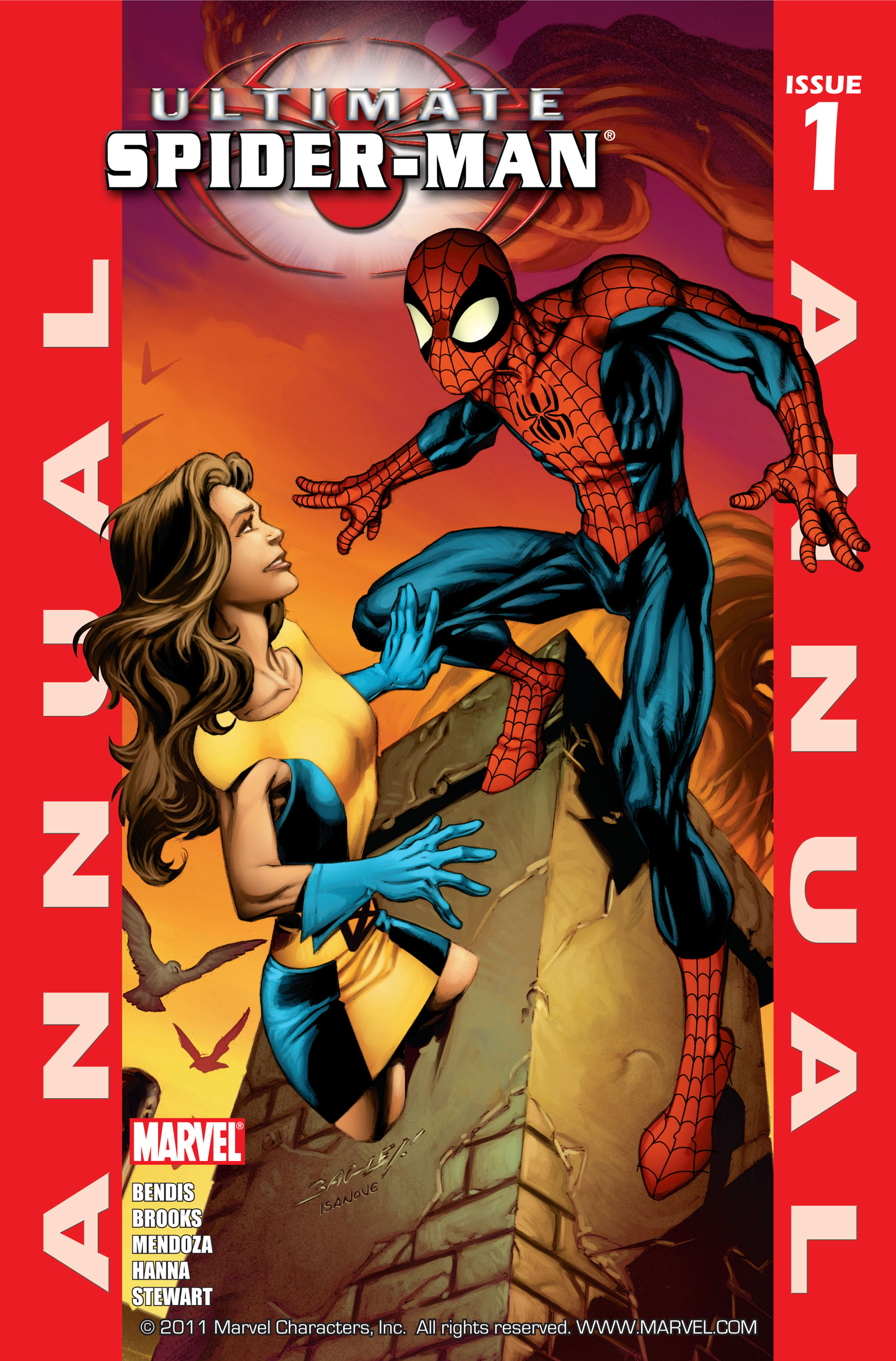 Read online Ultimate Spider-Man (2000) comic -  Issue # Annual 1 - 1