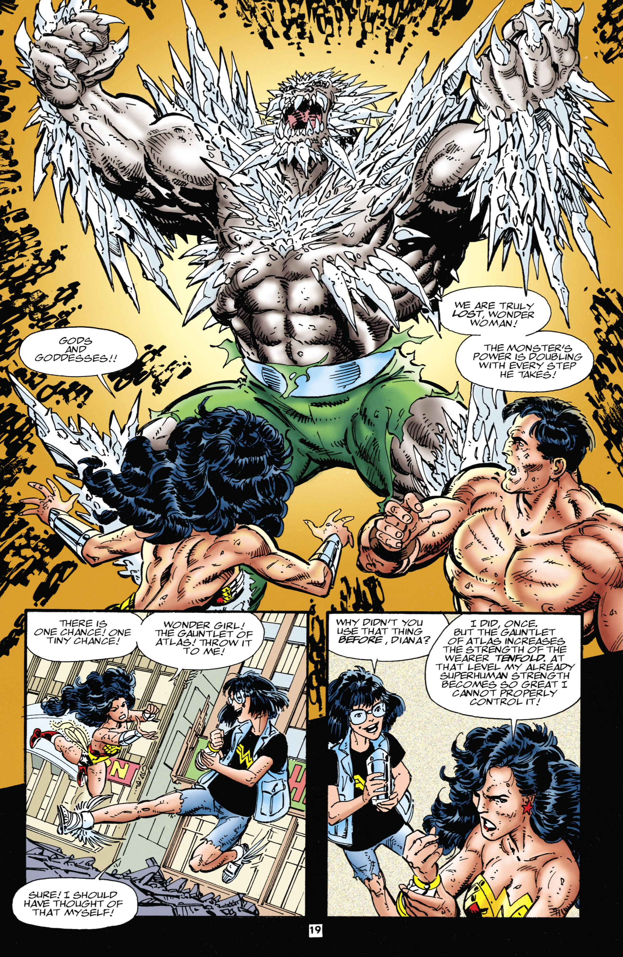 Read online Wonder Woman (1987) comic -  Issue #112 - 19