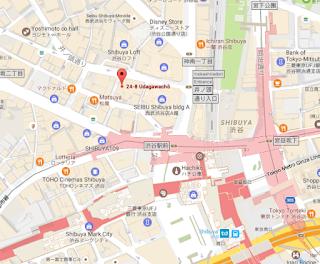 Conveyor Belt Sushi in Tokyo