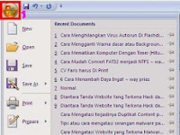 Cara Mengubah Warna Background Microsoft Office Word Dengan Macam Warna