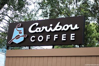 Caribou Coffee Senopati Jakarta