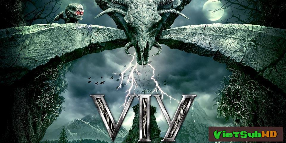 Phim Vùng đất quỷ (Nơi bị nguyền rủa) VietSub HD | Viy 2014
