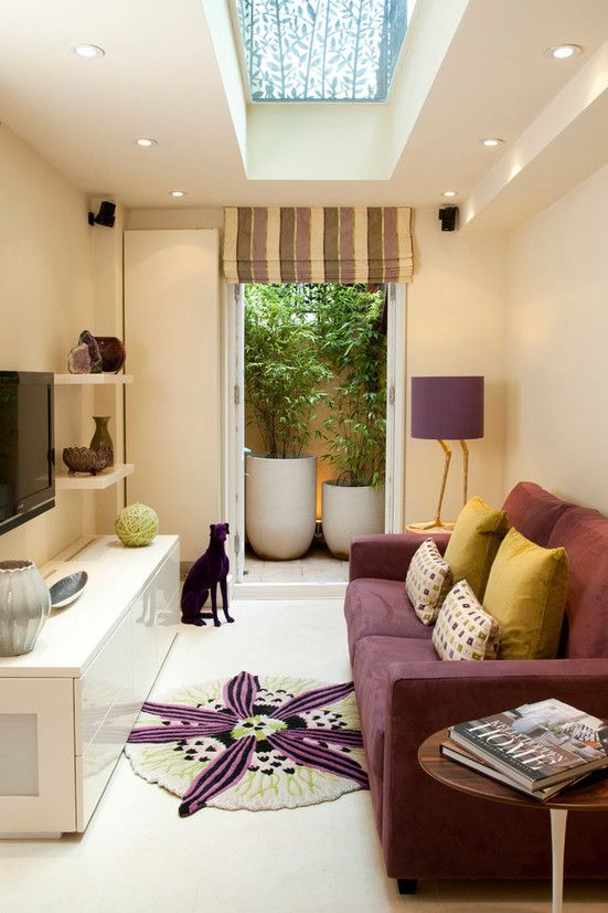 50+ Ideas Decoration of Modern Small Rooms With Pictures 23