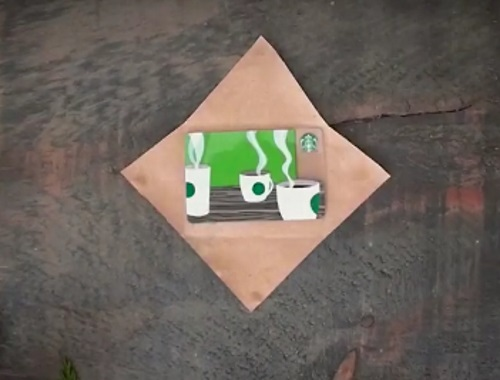 Starbucks Free $5 Gift Card Make It Merrier Promotion