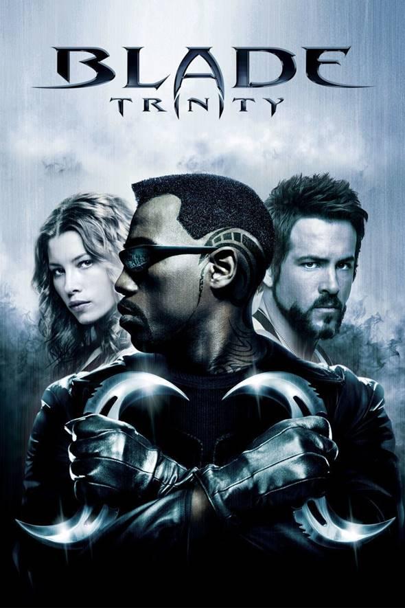 Assistir O Filme Blade 3 - Trinity