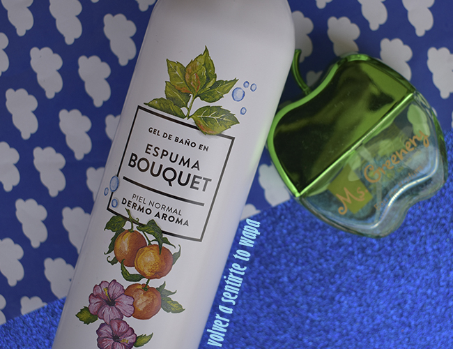 Productos de MERCADONA: Espuma de Baño Bouquet - Colonia Mrs. Greenery