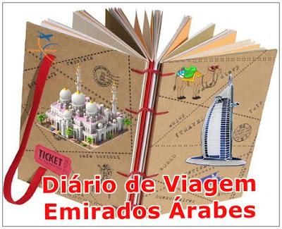 Diário de Viagem Emirados Árabes 2017