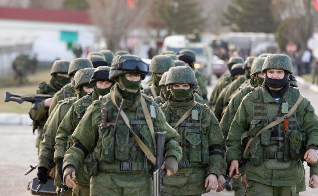 На грузинские деревни нападали зеленые человечки из ГРУ