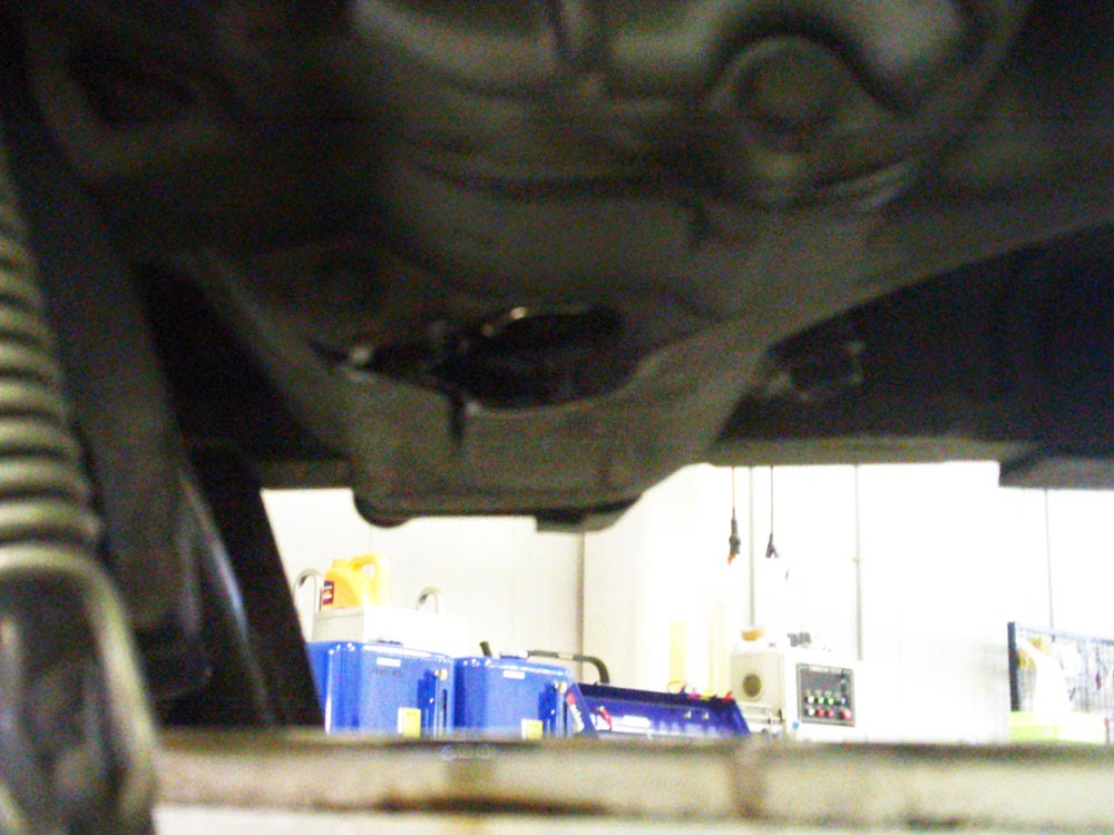 アドレスV125Gのエンジンオイル交換