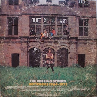 Rolling Stones Hot Rocks Back Cover Art