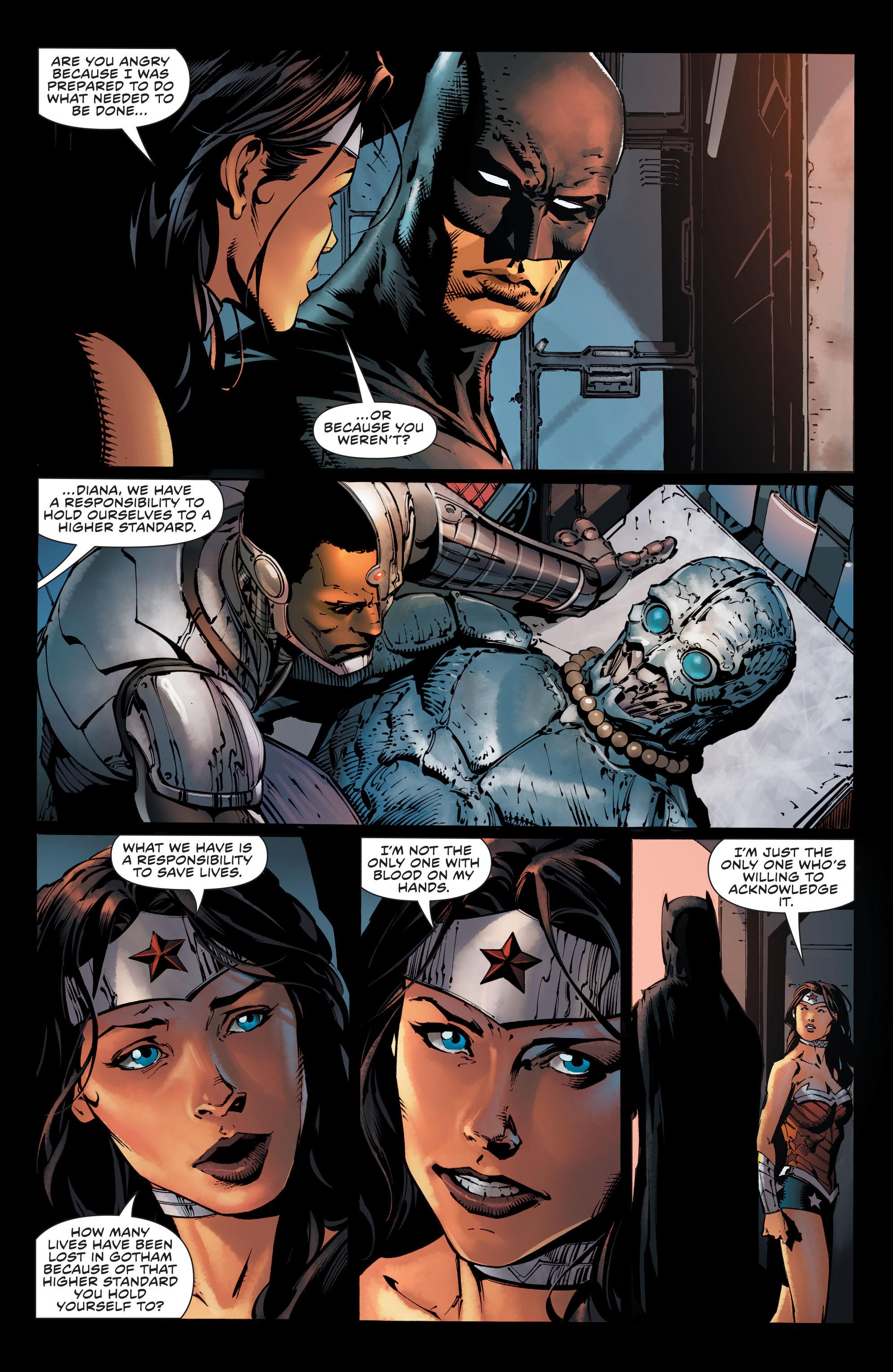 Read online Wonder Woman (2011) comic -  Issue #39 - 12