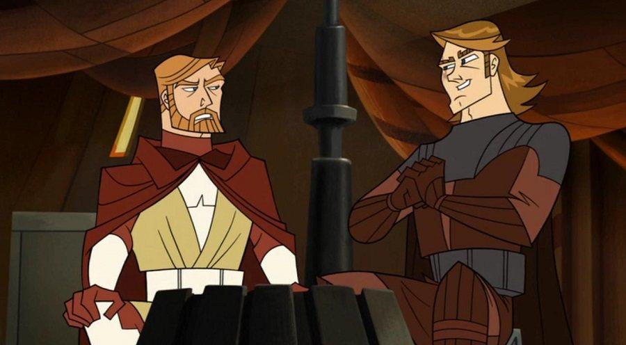Imagens Star Wars - Guerras Clônicas Torrent
