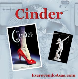 Cinder, Crônicas Lunares