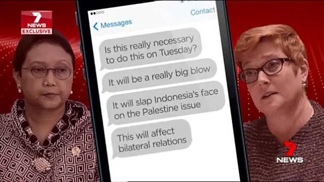 """Pesan WA Menlu Retno dengan Menlu Australia """"Bocor"""", Jubir Kemenlu Beri Klarifikasi"""