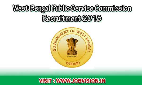 WBPSC Recruitment 2018 1452 Fire Operator Posts | Educational Qualification : 10th | Last date for Submission of Application : 03.07.2018