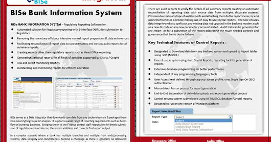 Banking Information Systems