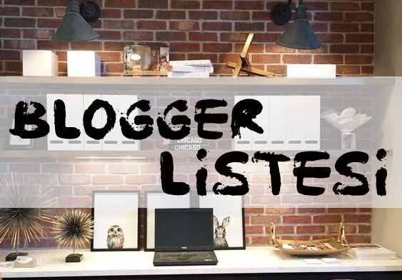 blogger-listesi