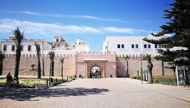 Bab Sbaa, Essaouira, Maroko