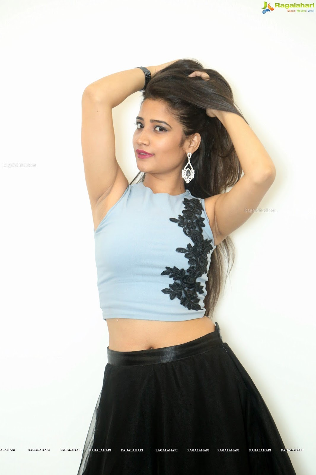 special for all: Reva Hot cleavage armpits Stills she